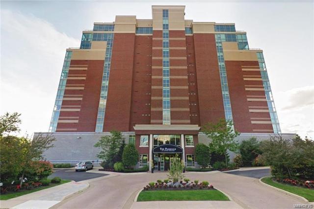 132 Lakefront Boulevard #604, Buffalo, NY 14202 (MLS #B1179536) :: The Chip Hodgkins Team