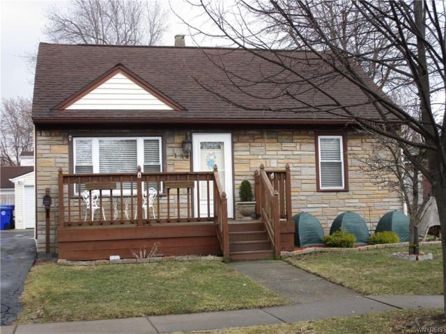 139 Bellwood Avenue, West Seneca, NY 14224 (MLS #B1179867) :: Updegraff Group