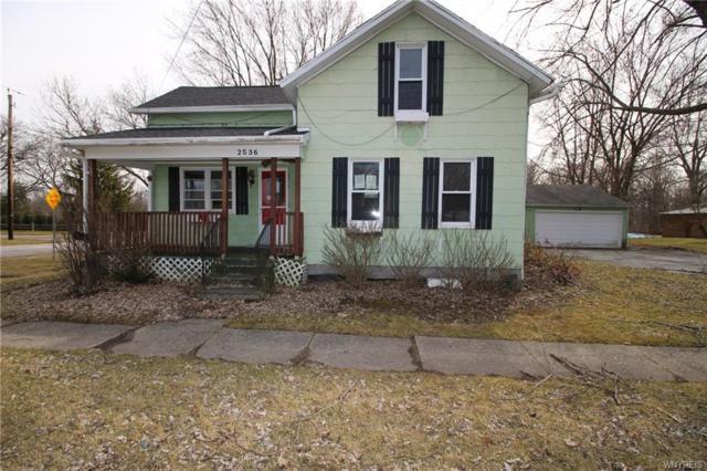 2536 Niagara Road, Wheatfield, NY 14304 (MLS #B1183192) :: Updegraff Group