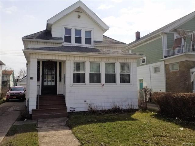 99 Hewitt Avenue, Buffalo, NY 14215 (MLS #B1184477) :: BridgeView Real Estate Services