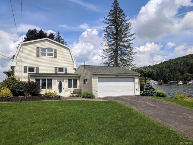 96 Hazelmere Avenue, Machias, NY 14101 (MLS #B1184607) :: Robert PiazzaPalotto Sold Team