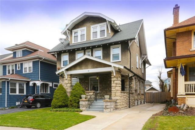 55 Berkley Place, Buffalo, NY 14209 (MLS #B1184766) :: Robert PiazzaPalotto Sold Team
