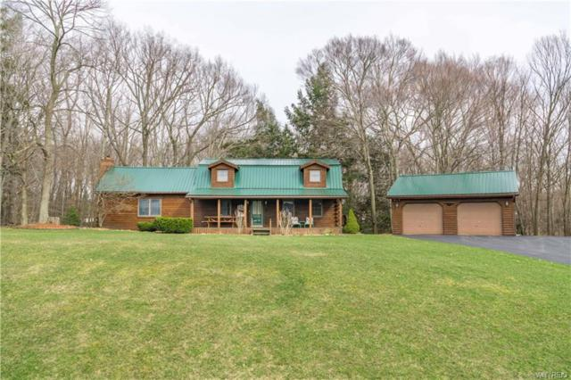 3590 Timothy Lane, Marilla, NY 14052 (MLS #B1185386) :: Robert PiazzaPalotto Sold Team