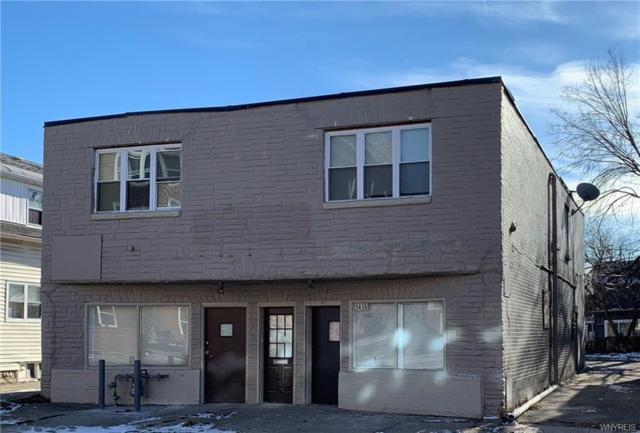 1416 Kenmore Avenue, Buffalo, NY 14216 (MLS #B1185665) :: Robert PiazzaPalotto Sold Team