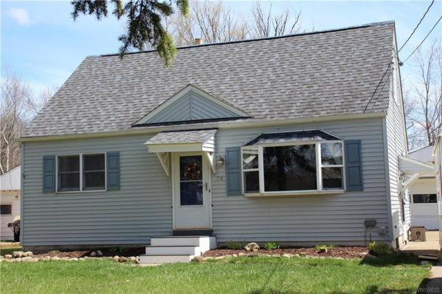 74 Iroquois Drive, Orchard Park, NY 14127 (MLS #B1186229) :: BridgeView Real Estate Services