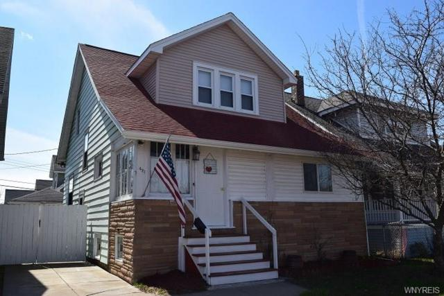 421 Abbott Road, Buffalo, NY 14220 (MLS #B1186271) :: Updegraff Group