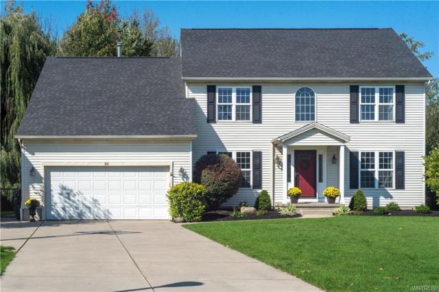 26 Thornbury Drive, Amherst, NY 14051 (MLS #B1186404) :: 716 Realty Group