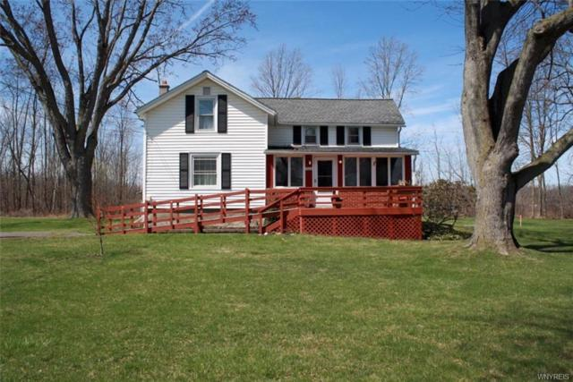 3666 Ransomville Road, Porter, NY 14131 (MLS #B1186405) :: Robert PiazzaPalotto Sold Team