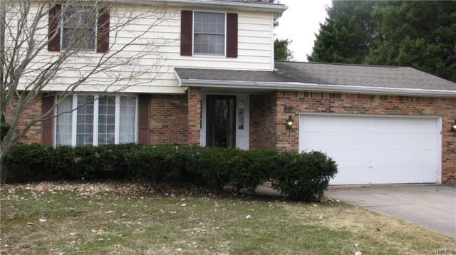 70 Fernott Drive, Elma, NY 14086 (MLS #B1186425) :: Robert PiazzaPalotto Sold Team