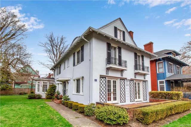 21 Saybrook Place, Buffalo, NY 14209 (MLS #B1186450) :: Robert PiazzaPalotto Sold Team