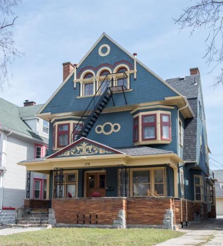 179 Richmond Avenue, Buffalo, NY 14222 (MLS #B1186489) :: Robert PiazzaPalotto Sold Team