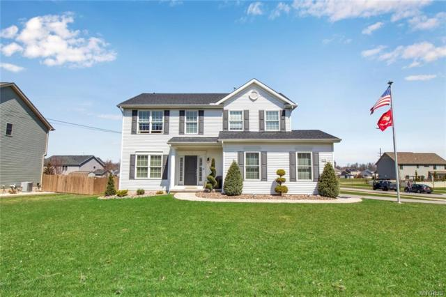 656 Pleasant View Drive, Lancaster, NY 14086 (MLS #B1186494) :: The Chip Hodgkins Team