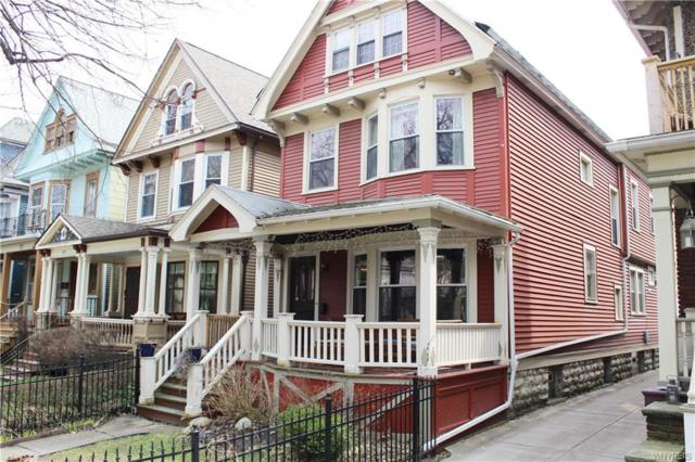 221 Anderson Place, Buffalo, NY 14222 (MLS #B1186782) :: Robert PiazzaPalotto Sold Team