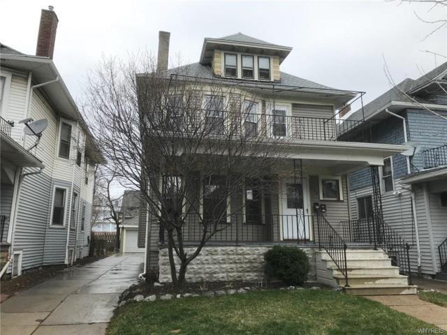 730 Amherst Street, Buffalo, NY 14216 (MLS #B1186994) :: Robert PiazzaPalotto Sold Team
