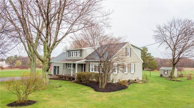 6047 Cole Road, Orchard Park, NY 14127 (MLS #B1187016) :: Robert PiazzaPalotto Sold Team