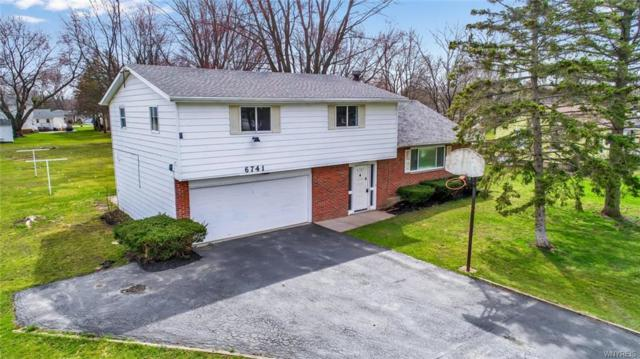 6741 Sy Road, Wheatfield, NY 14304 (MLS #B1187092) :: Robert PiazzaPalotto Sold Team