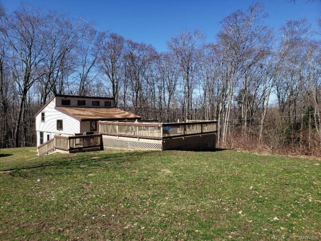 9523 S Protection Road, Holland, NY 14080 (MLS #B1187132) :: Robert PiazzaPalotto Sold Team