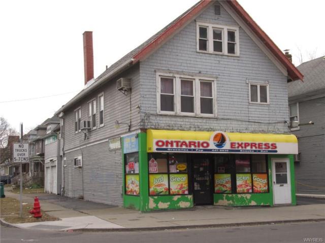 245 Ontario Street, Buffalo, NY 14207 (MLS #B1187138) :: Robert PiazzaPalotto Sold Team