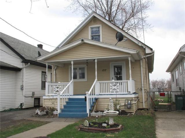 157 Colgate Avenue, Buffalo, NY 14220 (MLS #B1187565) :: Robert PiazzaPalotto Sold Team