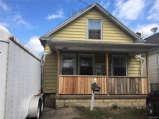 3410 Walnut Avenue, Niagara Falls, NY 14301 (MLS #B1187782) :: 716 Realty Group
