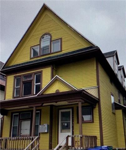 257 W Utica Street, Buffalo, NY 14222 (MLS #B1189372) :: 716 Realty Group