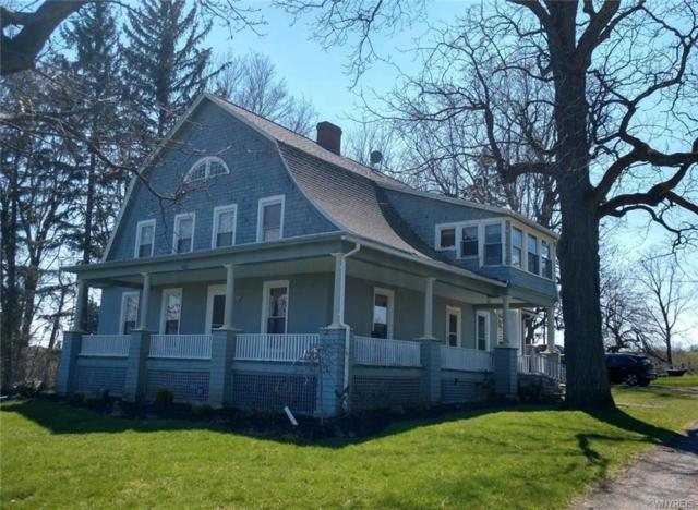 5082 Middle Reservation Road, Castile, NY 14427 (MLS #B1192218) :: Robert PiazzaPalotto Sold Team
