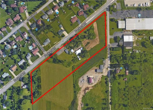 8297-8309 Packard Road, Niagara, NY 14304 (MLS #B1192634) :: Robert PiazzaPalotto Sold Team