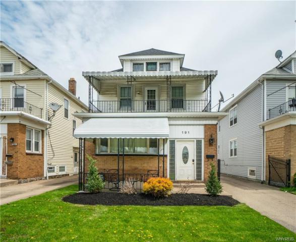 191 Virgil Avenue, Buffalo, NY 14216 (MLS #B1192639) :: 716 Realty Group