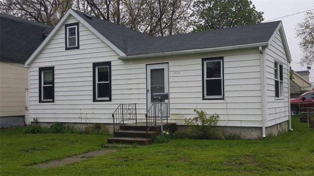 3003 Birch Avenue, Niagara, NY 14305 (MLS #B1193720) :: Robert PiazzaPalotto Sold Team