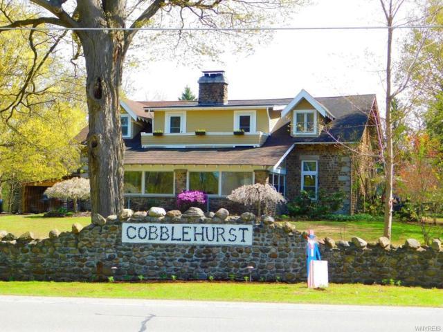 8856 Ridge Road, Hartland, NY 14067 (MLS #B1193891) :: Updegraff Group