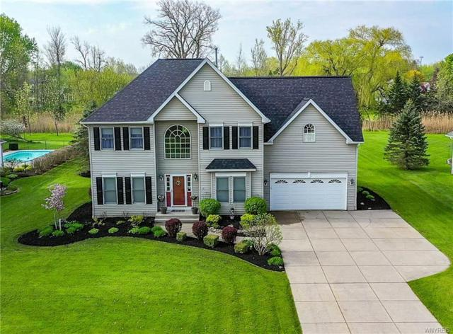 10681 Rosewood Lane, Clarence, NY 14031 (MLS #B1193975) :: 716 Realty Group