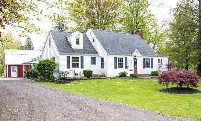 2437 New Jerusalem Road, Eden, NY 14057 (MLS #B1194296) :: Updegraff Group