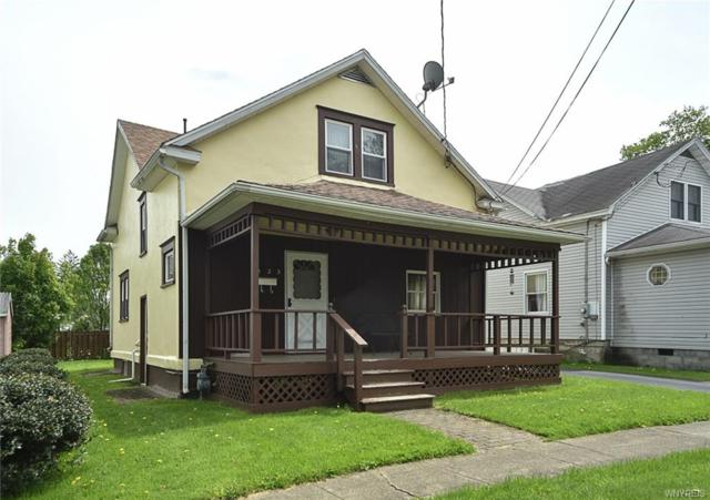 123 Academy Street, Salamanca-City, NY 14779 (MLS #B1194484) :: Updegraff Group