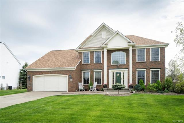 5311 Mallard Roost, Clarence, NY 14221 (MLS #B1195094) :: 716 Realty Group