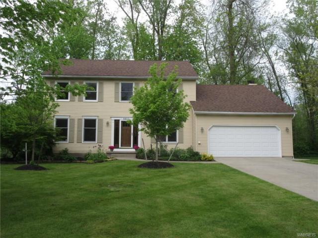 8410 Bridlewood Drive, Clarence, NY 14051 (MLS #B1195118) :: Robert PiazzaPalotto Sold Team