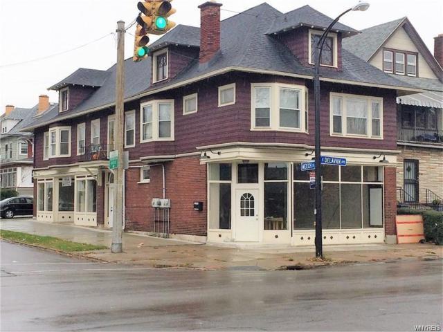 208 E Delavan Avenue, Buffalo, NY 14208 (MLS #B1195234) :: Updegraff Group