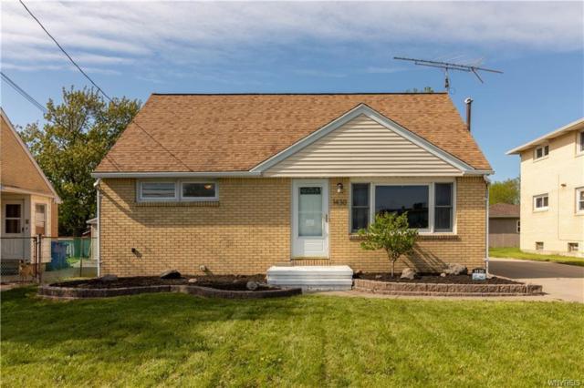 1430 Center Road, West Seneca, NY 14224 (MLS #B1195345) :: 716 Realty Group