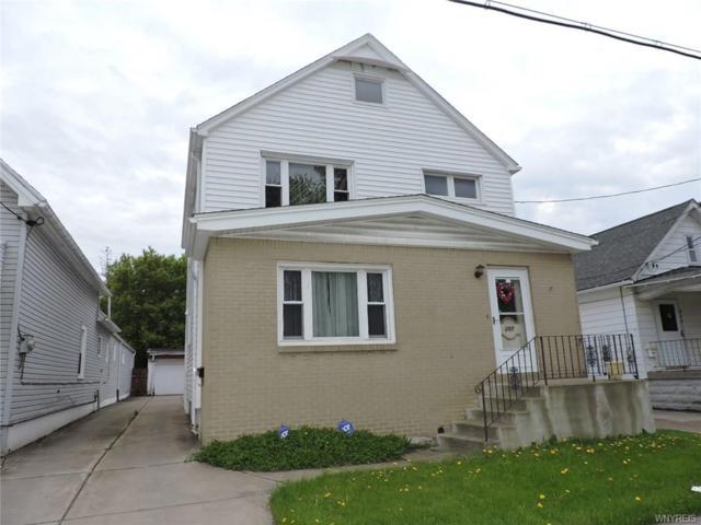 257 Ludington Street, Buffalo, NY 14206 (MLS #B1195855) :: Robert PiazzaPalotto Sold Team