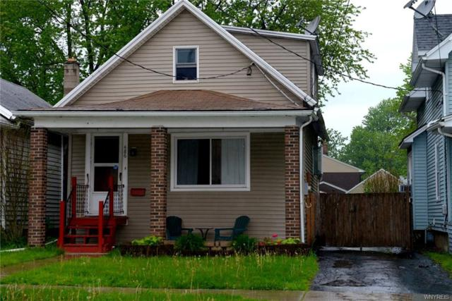 486 Fletcher Street, Tonawanda-City, NY 14150 (MLS #B1196920) :: Robert PiazzaPalotto Sold Team