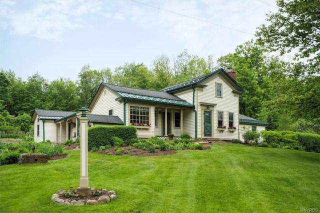 6042 Vermont Hill Rd, Wales, NY 14139 (MLS #B1197771) :: The Glenn Advantage Team at Howard Hanna Real Estate Services