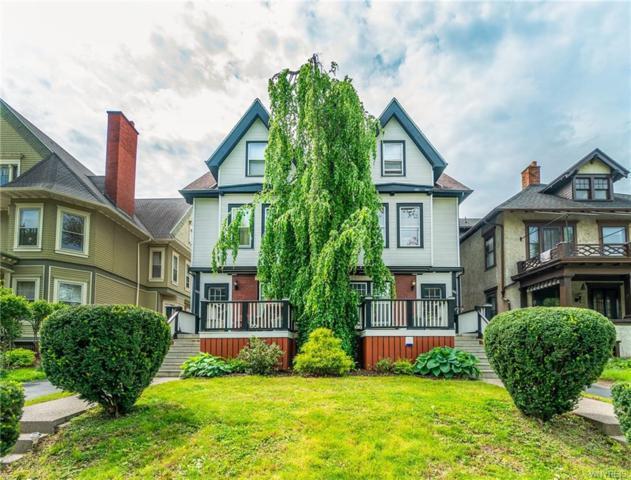 661 Lafayette Avenue, Buffalo, NY 14222 (MLS #B1199403) :: The Glenn Advantage Team at Howard Hanna Real Estate Services