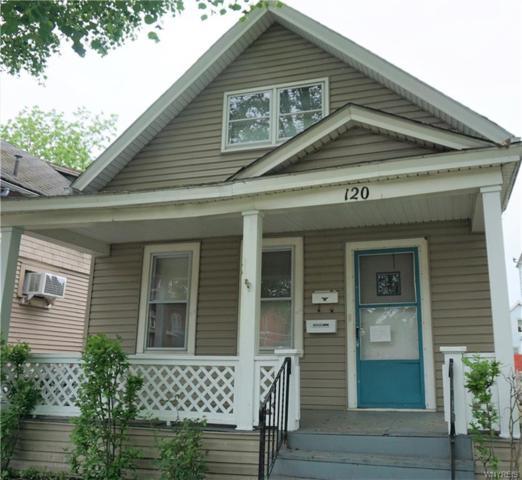 120 Ideal Street, Buffalo, NY 14206 (MLS #B1199793) :: Robert PiazzaPalotto Sold Team