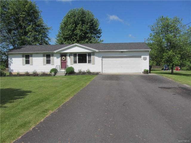 54 Four Rod Road, Alden, NY 14004 (MLS #B1200577) :: Robert PiazzaPalotto Sold Team