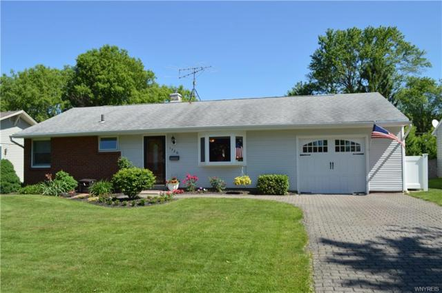 1720 Leah Drive, North Tonawanda, NY 14120 (MLS #B1200732) :: 716 Realty Group