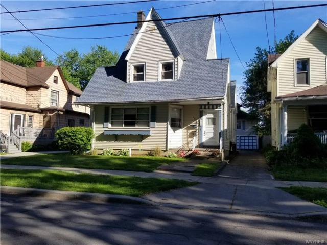 247 Tremont Street, North Tonawanda, NY 14120 (MLS #B1200791) :: Robert PiazzaPalotto Sold Team