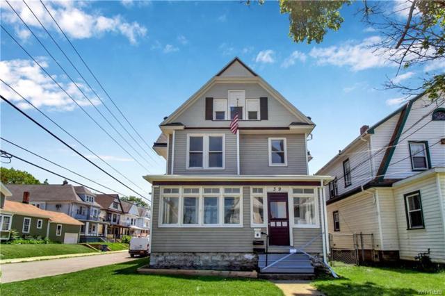 39 Buffum Street, Buffalo, NY 14210 (MLS #B1200882) :: The Glenn Advantage Team at Howard Hanna Real Estate Services
