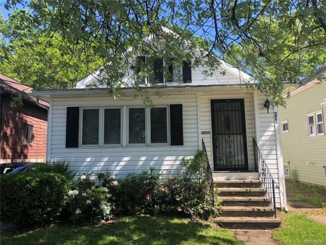 596 Marilla Street, Buffalo, NY 14220 (MLS #B1200905) :: The Glenn Advantage Team at Howard Hanna Real Estate Services