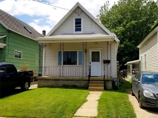 126 N Ogden Street, Buffalo, NY 14206 (MLS #B1201256) :: Robert PiazzaPalotto Sold Team