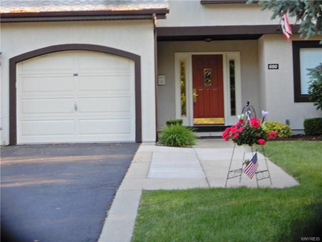 690 Northridge Drive #211, Lewiston, NY 14092 (MLS #B1201408) :: The Glenn Advantage Team at Howard Hanna Real Estate Services