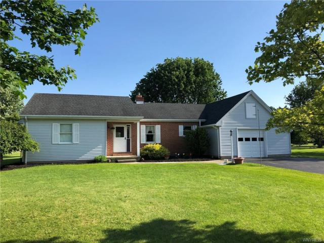 5298 Feigle Road, Lockport-Town, NY 14094 (MLS #B1201409) :: Robert PiazzaPalotto Sold Team